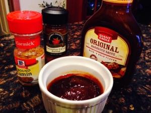 chipolte BBQ sauce