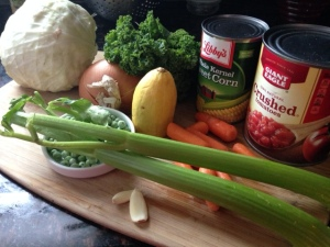 stone soup veggies