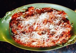 duck lasagna