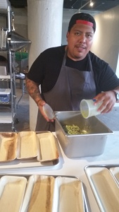 Chef Daniel Espinoza