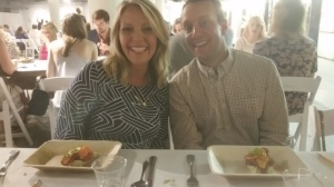 Dinner-Lab-Jen and Drew