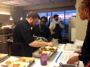 Dinner-Lab2-Chef Brooks Hart