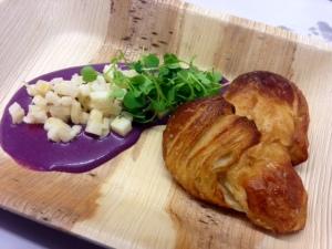 Dinner-Lab2-pretzel croissant