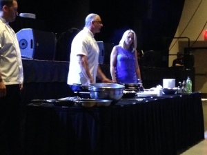 Robert-Irvine-cooks with Jen