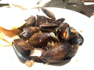 Flour Mussels