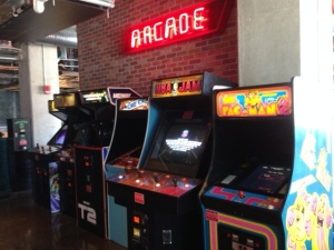 punch bowl arcade games