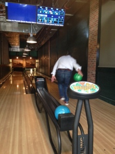punch bowl bowling