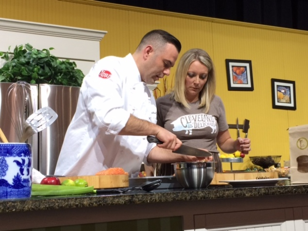 fab food show cooking with matt mytro
