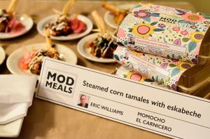 mod meals launch party