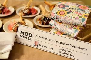 mod meals launch party