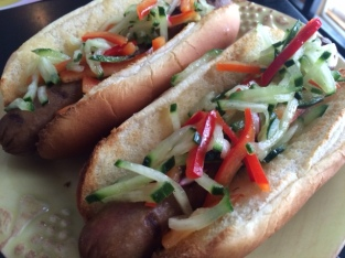GGG Dog and slaw
