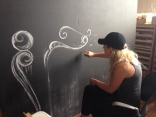 KP chalk set