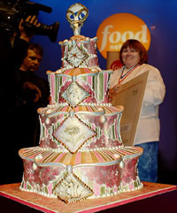 colette peters Food Network