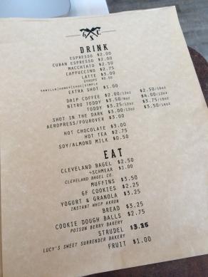 six shooter menu
