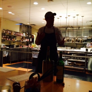 table 45 chef anderson