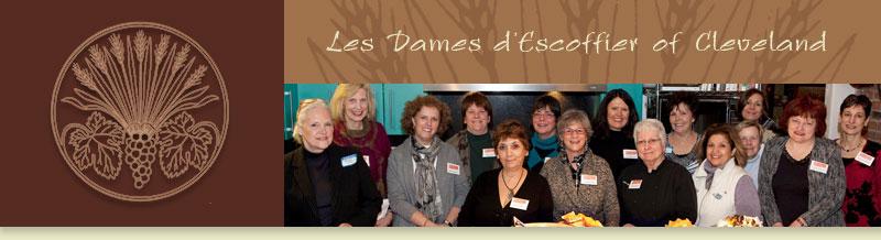 les dames group pic