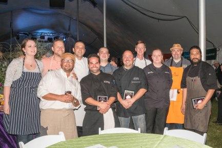 Chefs Unbridled_2015 chefs - photo by Lynne Netschke (2)