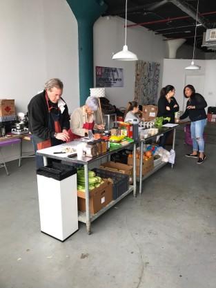 recipe testing studio