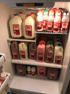 creamery fridge