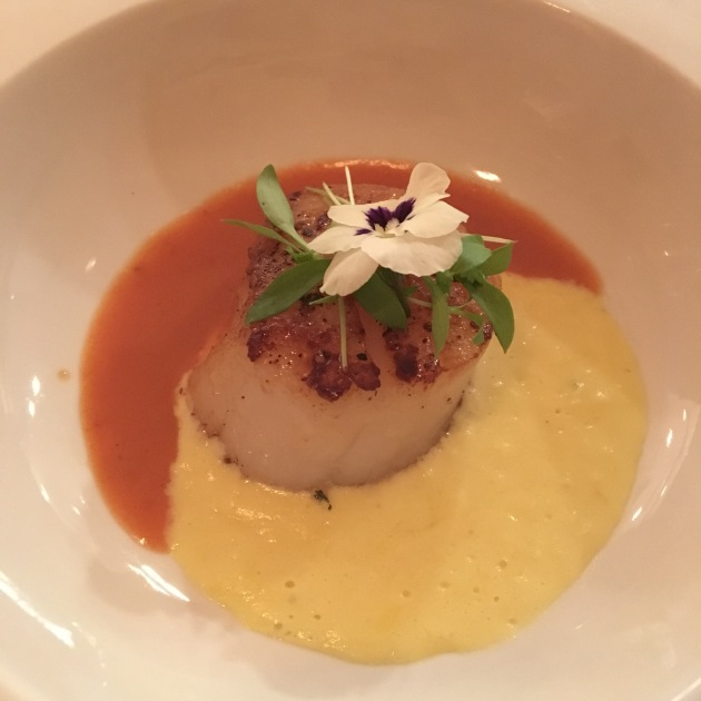 table 45 scallop